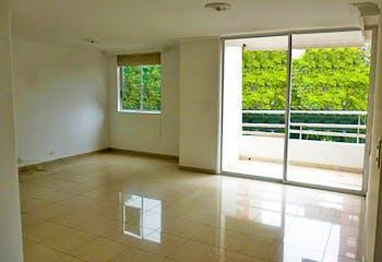 Apartamento en El Poblado-El Tesoro, con 2 Habitaciones - 96 mt2.