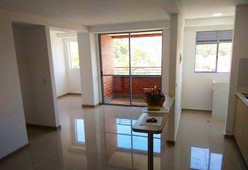 Apartamento en Itagüí-El Rosario, con 2 Habitaciones - 64 mt2.