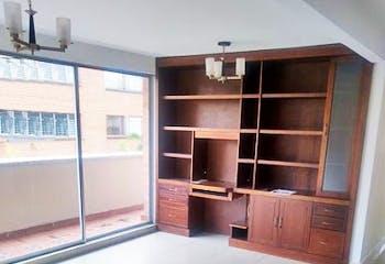 Apartamento en El Poblado-Patio Bonito, con 3 Habitaciones - 106 mt2.