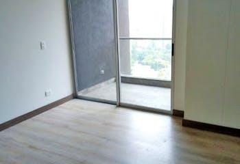 Apartamento en El Poblado-Santa María de los Ángeles, con 3 Habitaciones - 107 mt2.