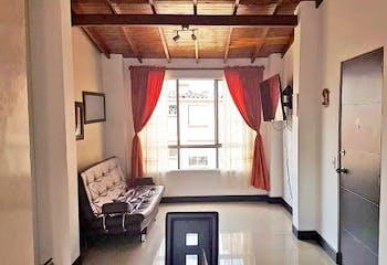 Apartamento en Loma del Indio, Poblado - Tres alcobas