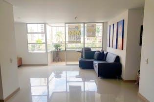 Apartamento en San Jose, Sabaneta - 105mt, tres alcobas, balcón