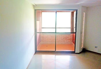 Apartamento en El Carmelo, Sabaneta - 100mt, tres alcobas, balcón