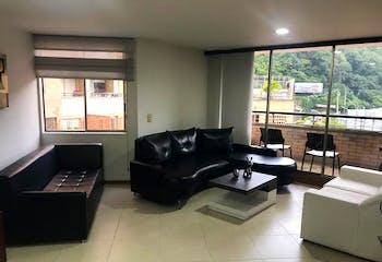 Apartamento en Aves Maria, Sabaneta - 94mt, duplex, tres alcobas