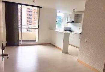 Apartamento en La Aldea, La Estrella - Dos alcobas- 54mt2