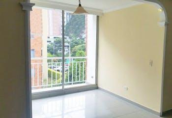 Apartamento en Las Flores, Envigado - Tres alcobas
