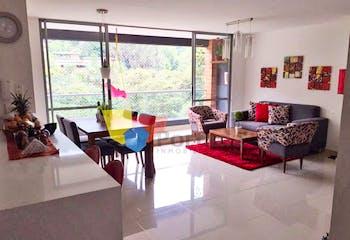 Apartamento en San jose, Sabaneta - 111mt, tres alcobas, balcón