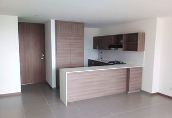 Apartamento en Loma del Escobero, Envigado - Dos alcobas