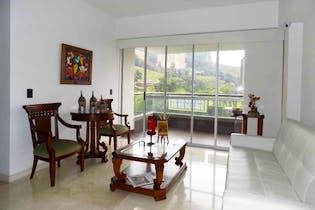 Apartamento en El Carmelo, Sabaneta - 120mt, tres alcobas, balcón