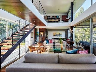Asturias, casa en venta en Las Palmas, Medellín