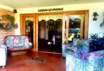 Casa en Llano Grande-Rionegro, con 3 Habitaciones - 800 mt2.