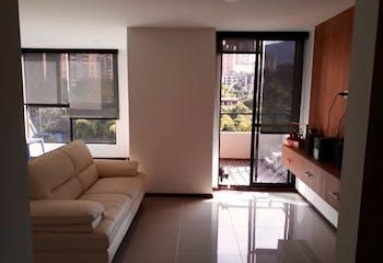Apartamento en El Carmelo, Sabaneta - 76mt, dos alcobas, balcón