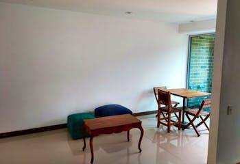Apartamento en Aves Maria, Sabaneta - 71mt, dos alcobas, balcón