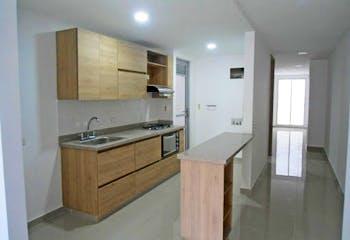Apartamento en venta en Las Acacias de 2 alcobas