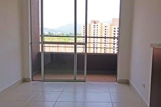 Apartamento en El Porvenir, Itagui, con 3 habitaciones, 64m2