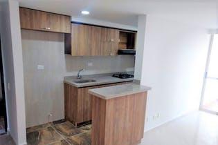 Apartamento en Santa Maria, Itagui - 70mt, tres alcobas, balcón
