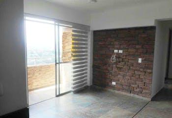 Apartamento en Niquia, Bello - 70mt, tres alcobas, balcón