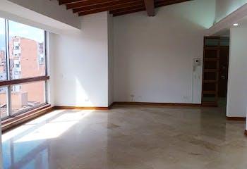 Apartamento en Las Acacias, Laureles - 180mt, tres alcobas, balcón