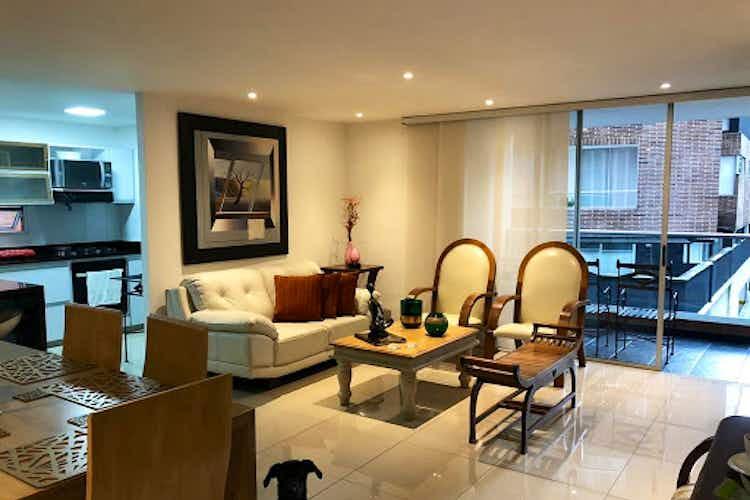 Portada Apartamento en Zuñiga, Envigado - 127mt, tres alcobas, balcón