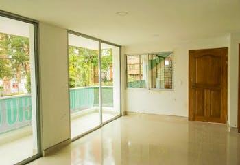 Apartamento en Aliadas, Belen - 96mt, tres alcobas, balcón