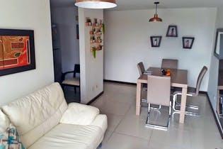Apartamento en El Rincon, Belen - 62mt, tres alcobas, balcón