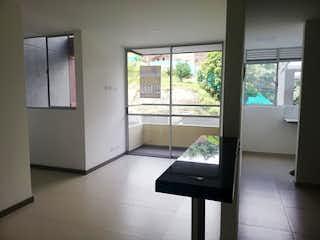 La vista de la cocina desde la ventana en SABATTO