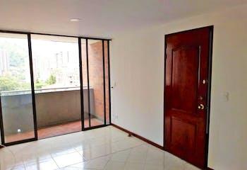 Apartamento en venta en Belén Centro 67m² con Zonas húmedas...