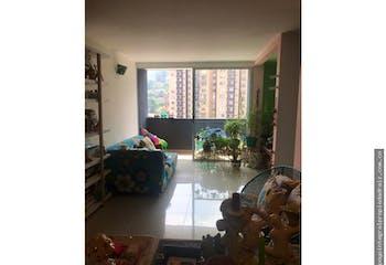 Apartamento en el Carmelo, Sabaneta, 2 Habitaciones- 55,84m2.