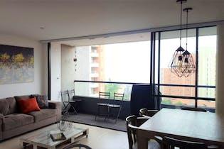 Apartamento en Envigado-El Esmeraldal, con 3 Habitaciones - 125 mt2.
