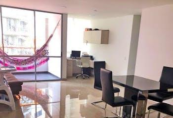 Apartamento en El Poblado Castropol, con 3 Habitaciones - 98 mt2.