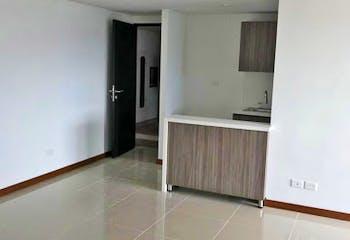 Apartamento en Itagüí-Santa María, con 3 Habitaciones - 70 mt2.
