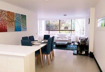 Apartamento en El Campestre-Poblado, con 3 habitaciones - 102 mt2.