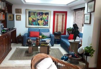 Apartamento en San Lucas, Poblado - Tres alcobas