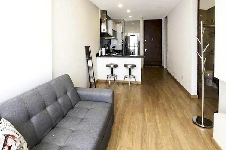 Portada Iluminado apartamento  en santa barbara - 70 mts, 2 parqueaderos.