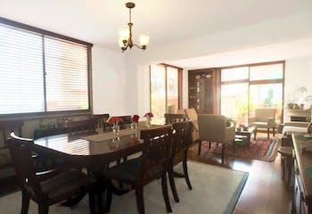 Apartamento en San Patricio, Bogotá - con dos habitaciones, estudio