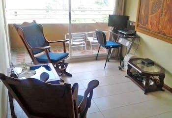 Apartamento en Belén-Loma de los Bernal, con 3 Habitaciones - 68 mt2.