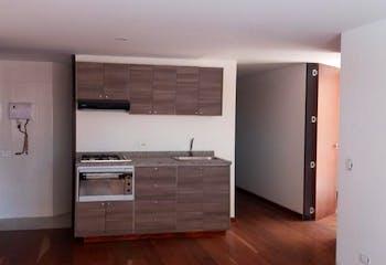 Apartamento En Bogota - La Calleja, con amplia habitación