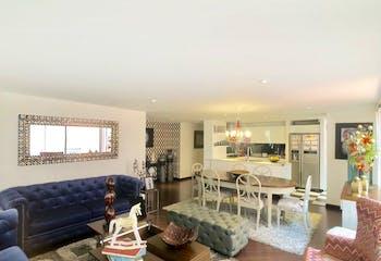 Moderno Apartamento Remodelado de 3habs+tv Room – Venta – Cra 21 Cll 102 – Chicó Navarra