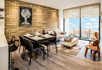 Apartamento en venta en Chicó Reservado con Gimnasio...