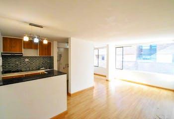 Apartamento en Barrio Cedritos con 2 habitaciones - 68 mt2.