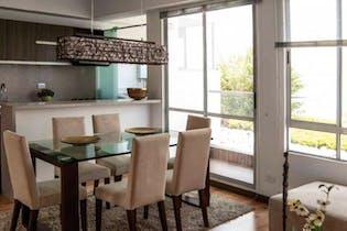 Apartamento en San Antonio Norte, Verbenal - 109mt, tres habitaciones, balcón