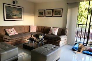 Apartamento en La Loma de las Brujas-Envigado, con 3 Habitaciones - 130 mt2.