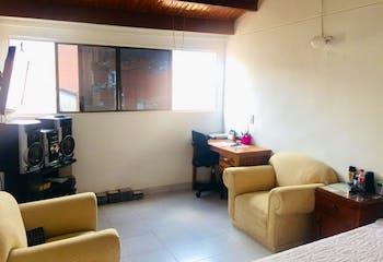 Apartamento en venta en La Villa de 1 hab.