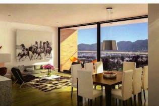 Apartamento En Bogota - Salitre Plaza, con tres habitaciones
