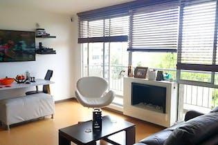 Apartamento En Mosquera Mosquera, con 3 habitaciones- 88 mt2