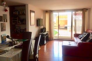 Apartamento San Antonio Norte, Verbenal - 88mt, tres alcobas, balcón