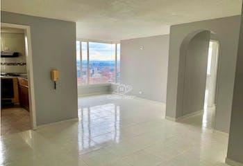 Apartamento en Rosales, Chico - 81mt, dos alcobas