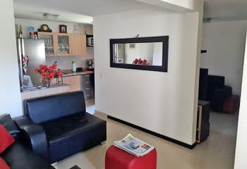Apartamento en la Acacias, Loma De Los Bernal- con 3 habitaciones, 90m2