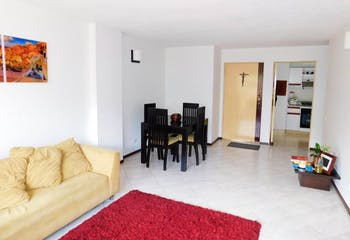 Apartamento en Carlos Lleras, Ciudad Salitre - 89mt, tres alcobas