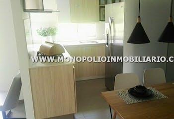 Apartamento en Loma de los Bernal, Belén, 2 Habitaciones- 57m2.